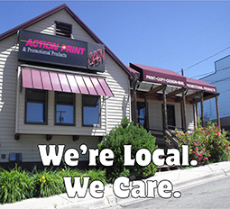 We're Local. We Care.